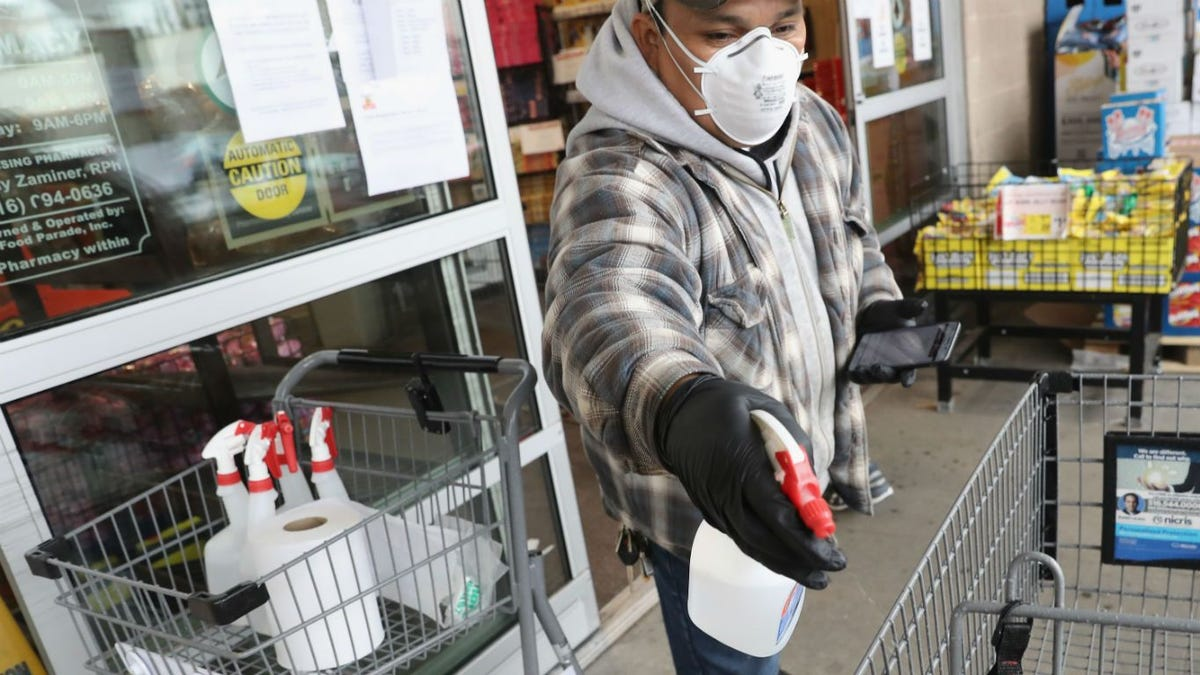 Coronavirus and the workplace: The virus causes record numbers of job absences in 2020