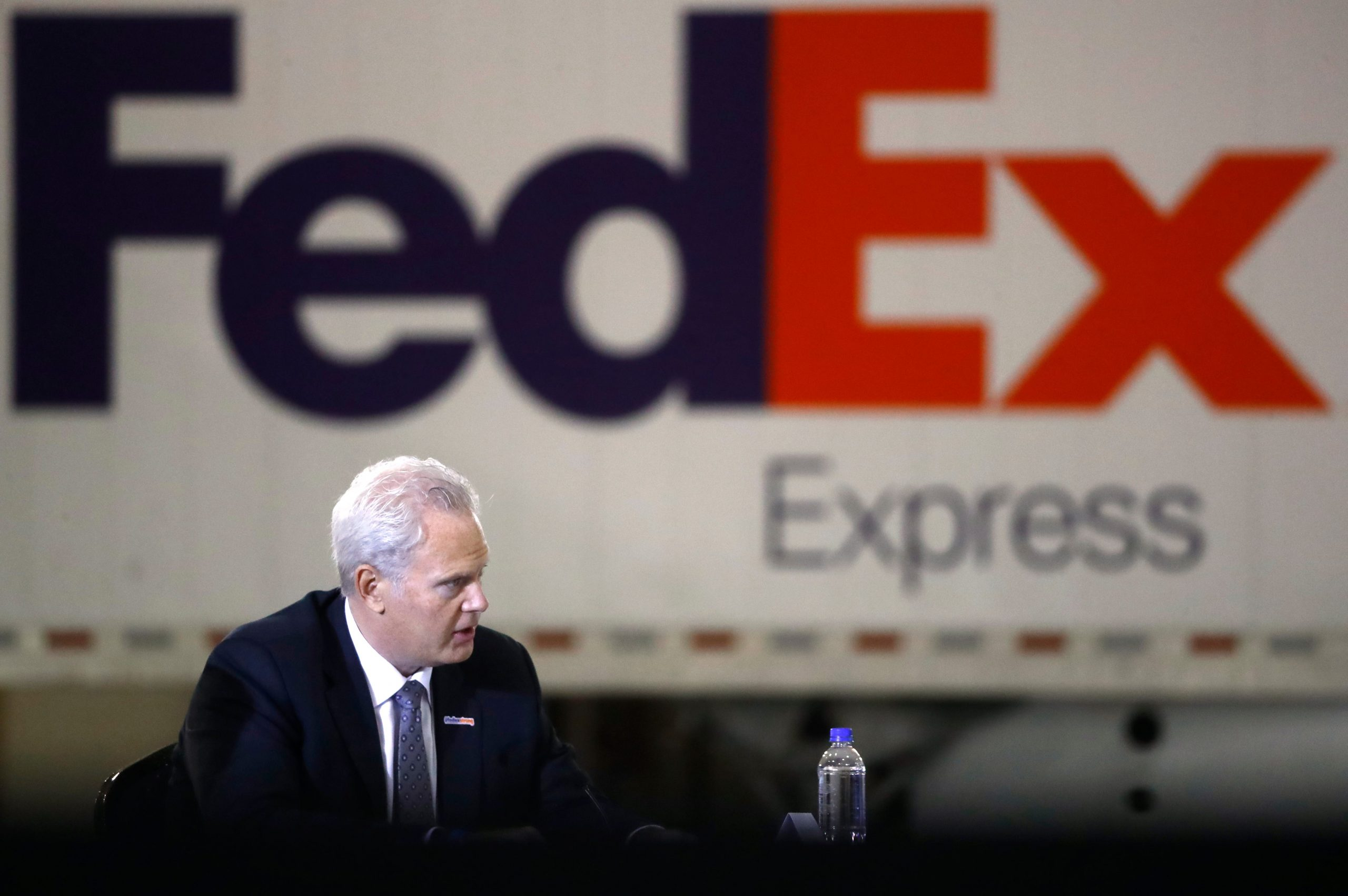 FedEx and UPS deliver on COVID-19 vaccine shipments, but mission still sees slowdowns