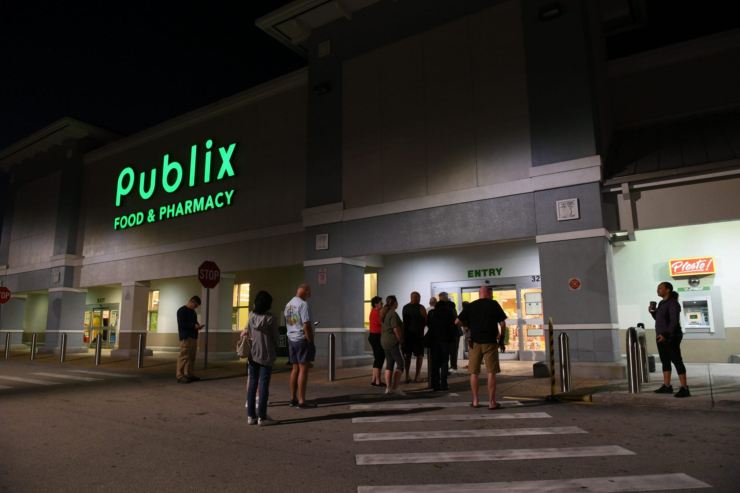 Grocery chain Publix says heiress not connected to company after report links her to Trump rally before riot