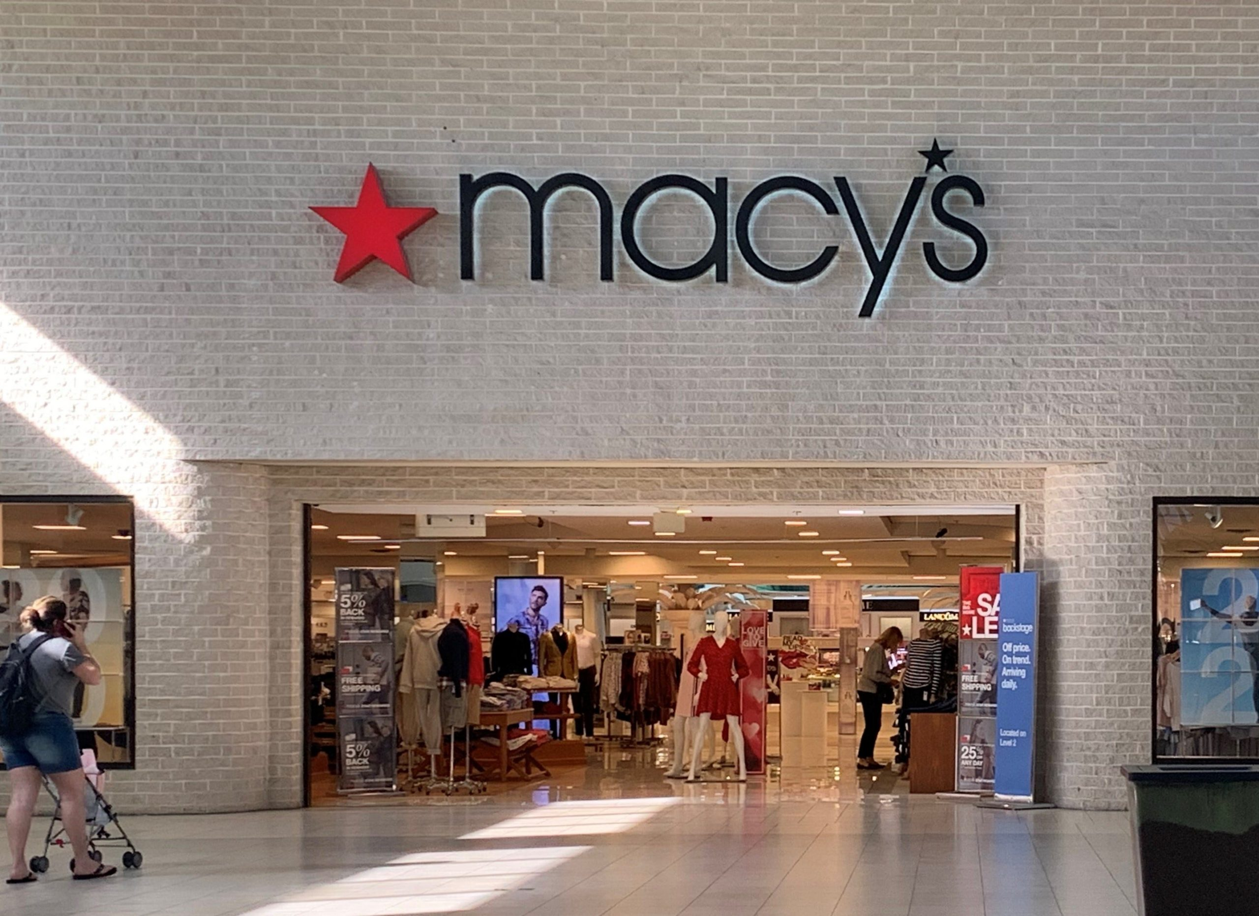 Macy's to close more stores as part of department store chain's plan to shutter 125 locations in 3 years