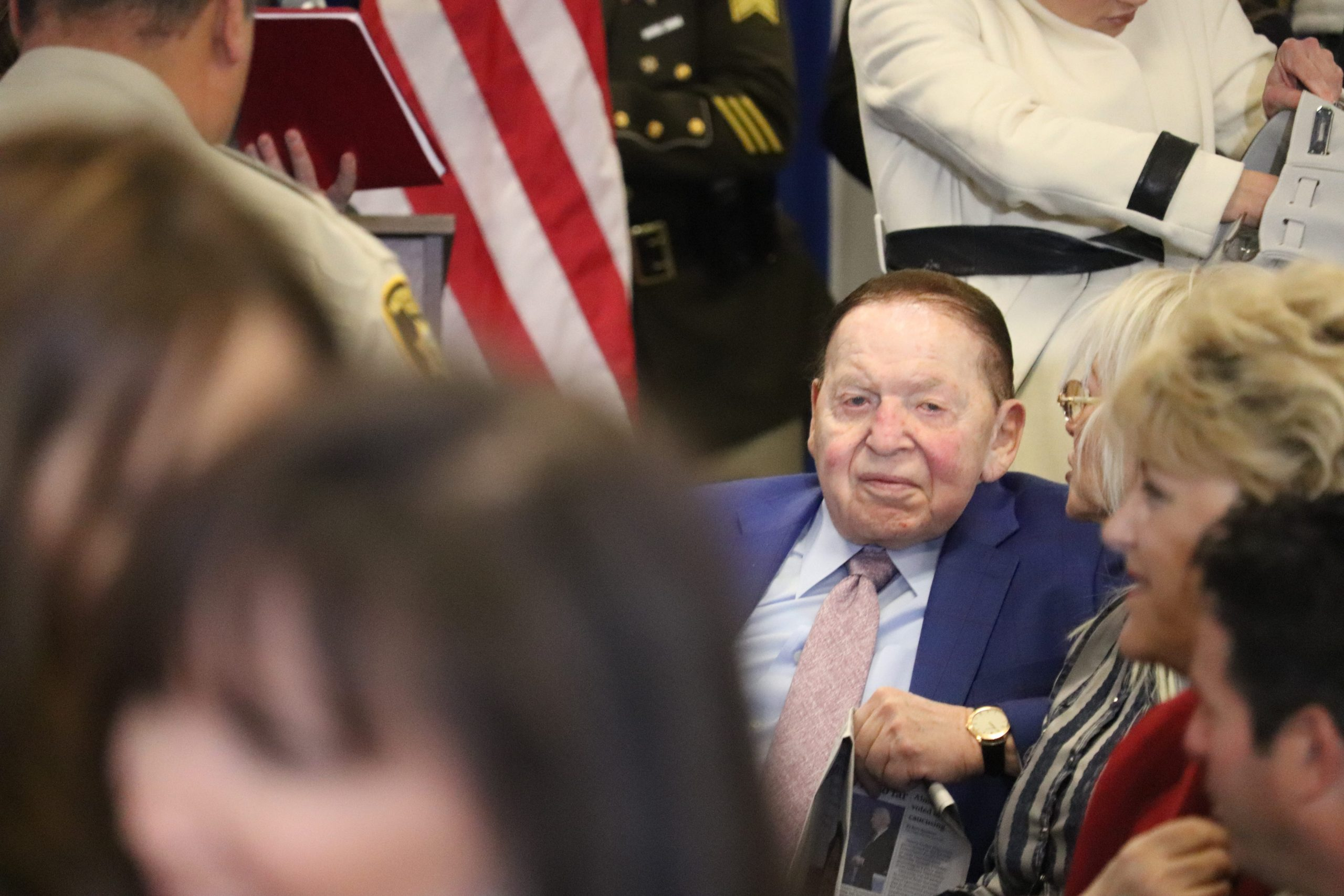 Sheldon Adelson dies: Casino mogul, Trump donor dead after non-Hodgkin's Lymphoma diagnosis