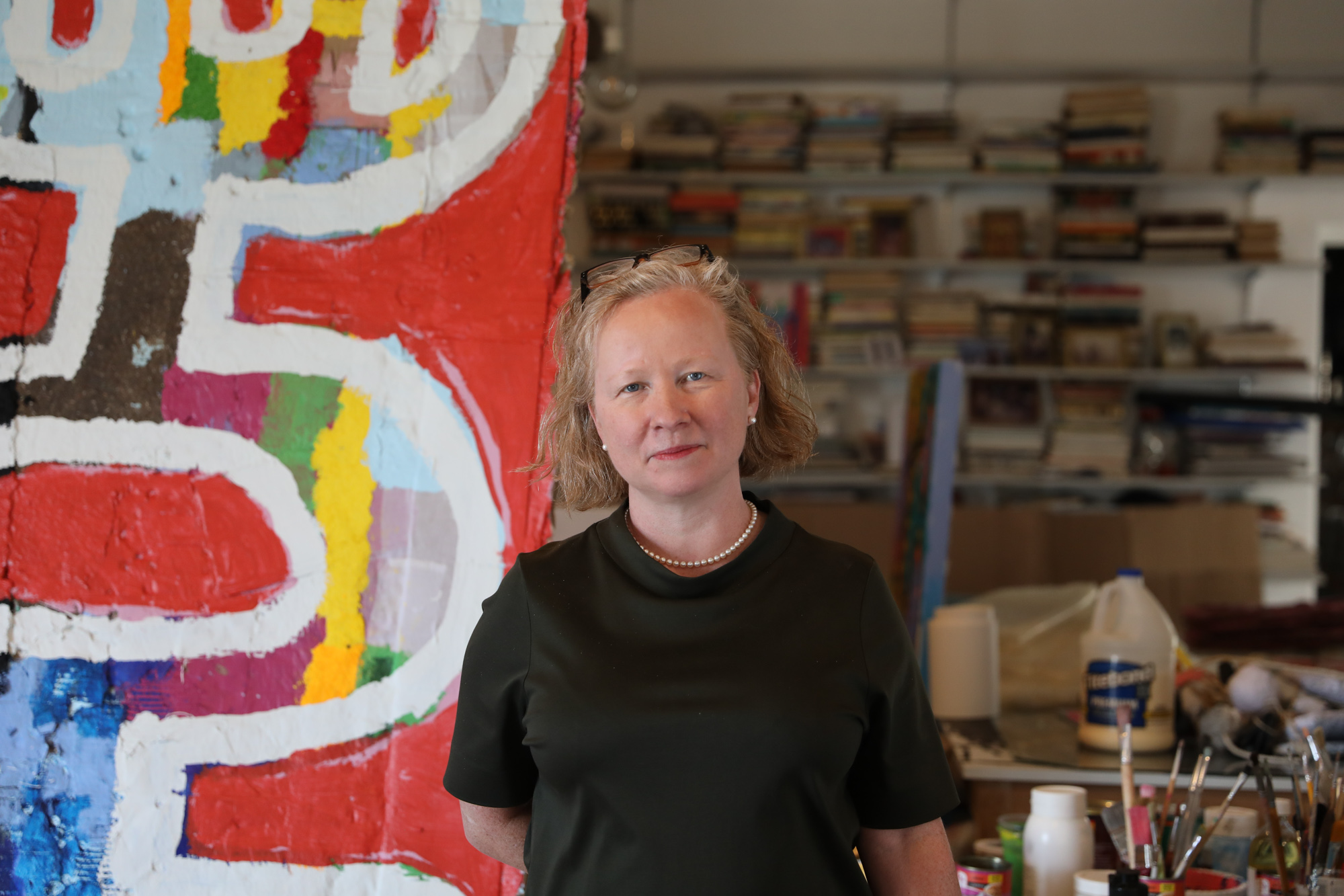 The Art World at Home: Curator Maya Allison Is Organizing the UAE's Pavilion for the Next Venice Biennale and Making Sourdough