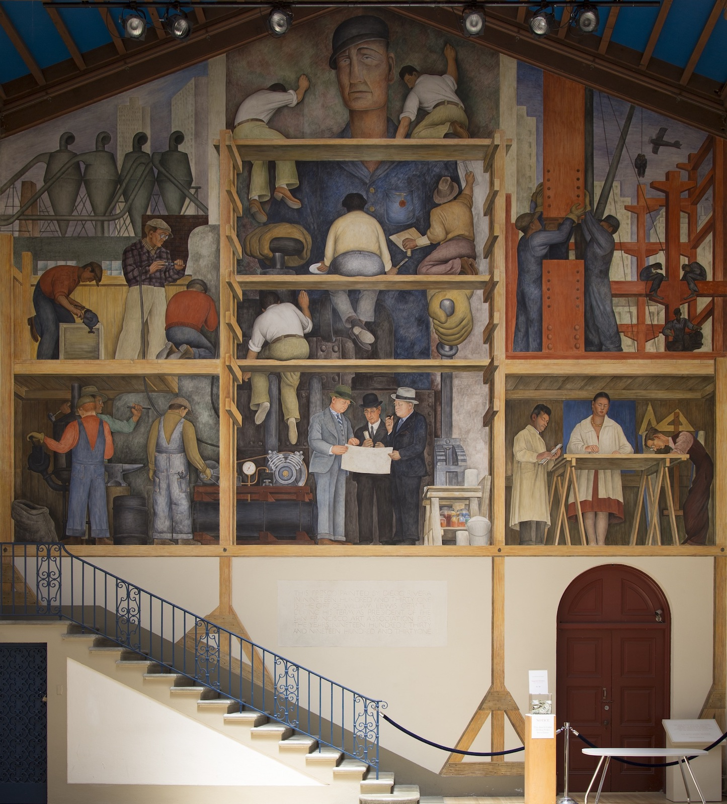 The Cash-Strapped San Francisco Art Institute May Sell a Beloved Diego Rivera Mural to George Lucas for His Museum