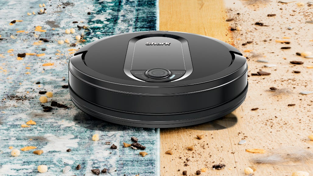 This Shark IQ robot vacuum is wildly popular—and nearly half-off