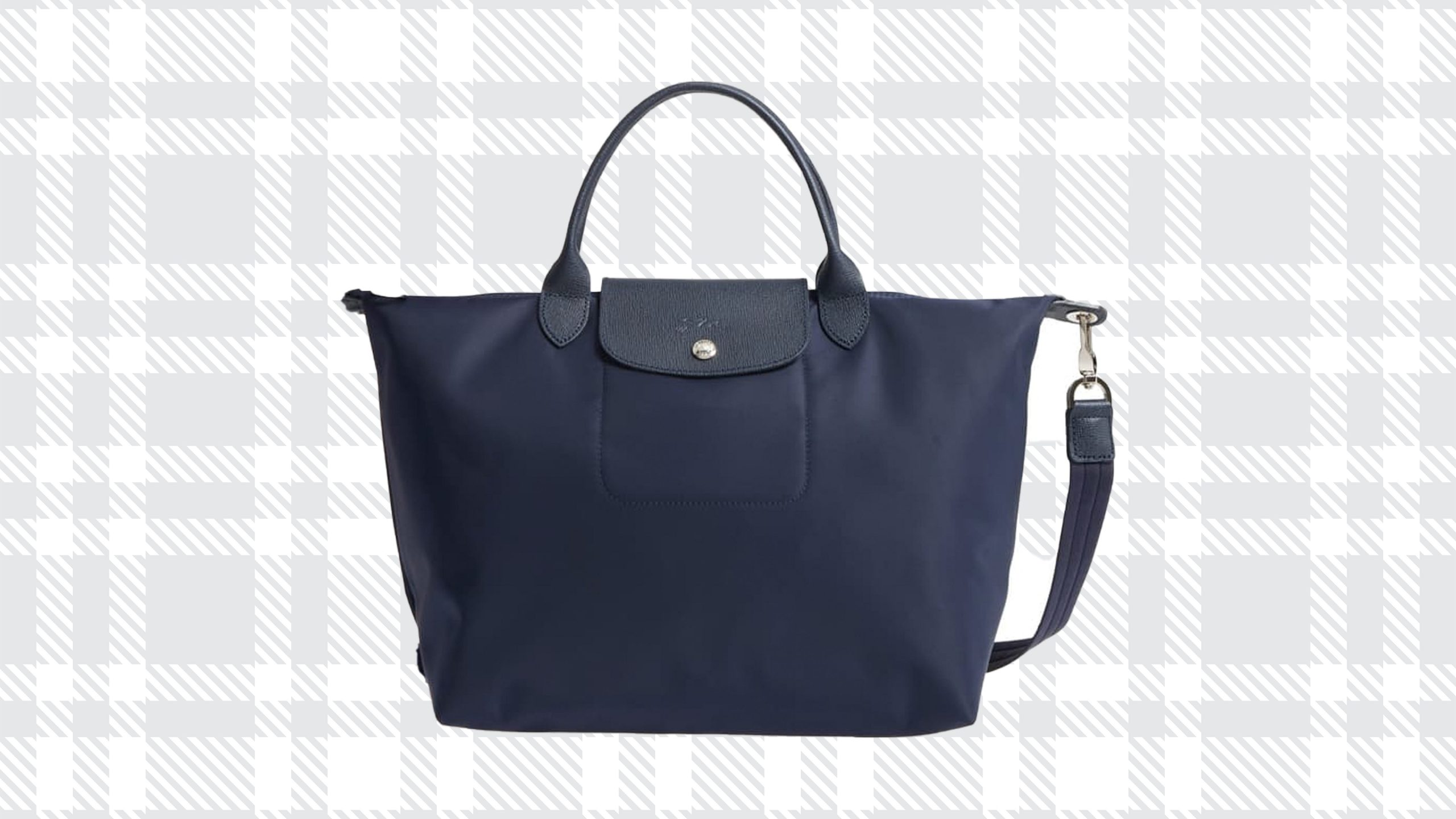 Tons of Longchamp bags are on sale right now at Nordstrom Rack