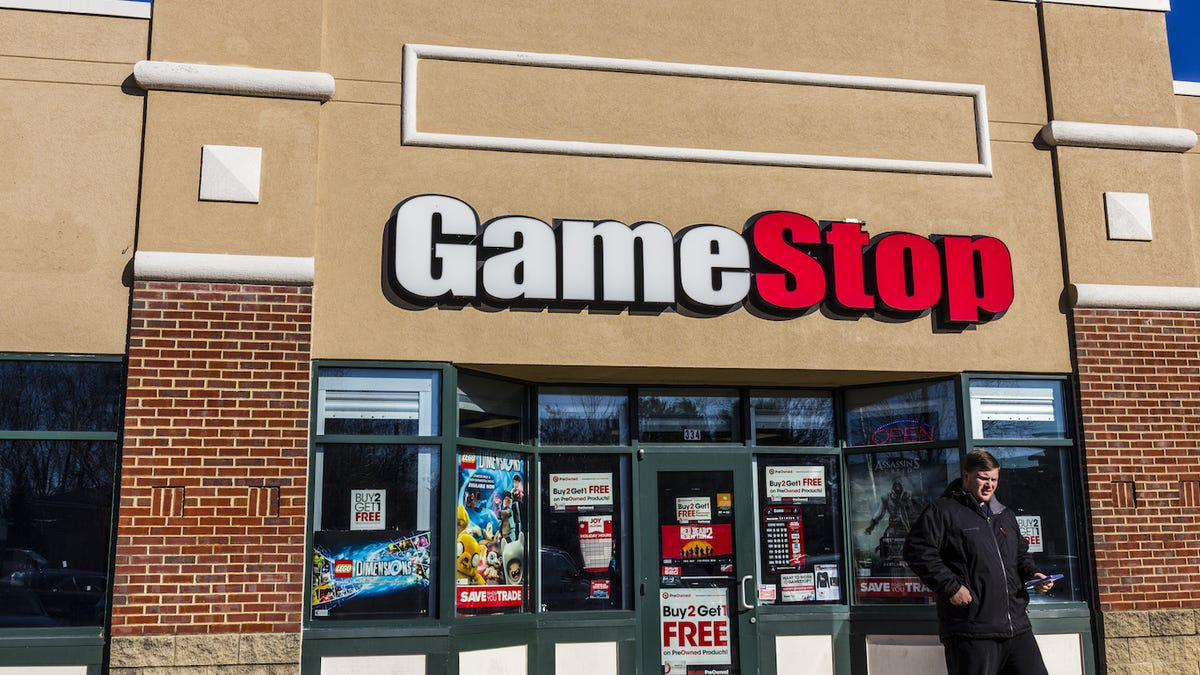 You want a revolution, Redditors? What's your plan when GameStop collapses?