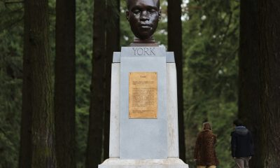 A Mystery Artist Installed a Much-Discussed Statue of an Enslaved 19th-Century Explorer in Portland. He Tells Us Why—and How—He Did It