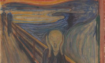 A Mystery Inscription on 'The Scream' That Baffled Experts for Decades Was Written by Edvard Munch Himself, New Research Shows