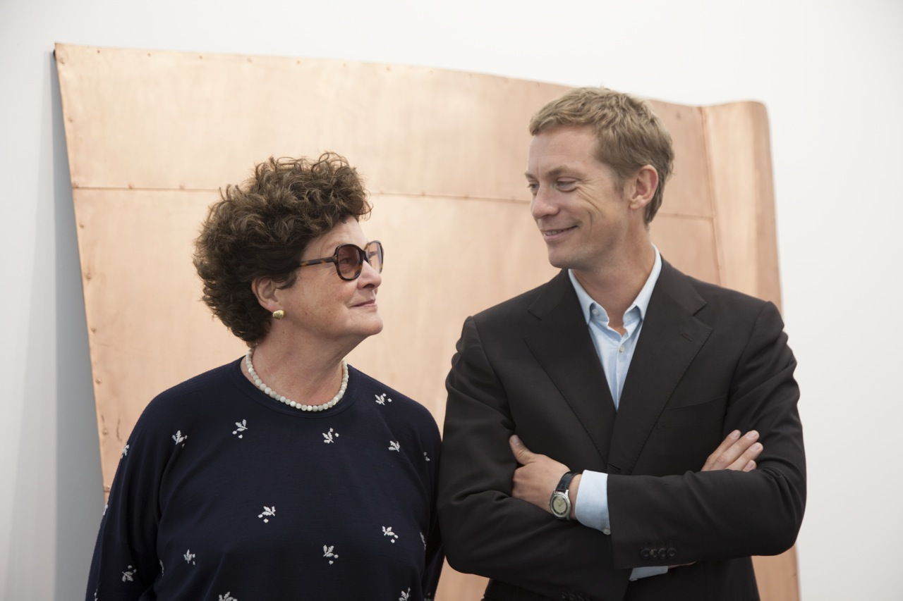 Gallerist Chantal Crousel On Four Decades of the Art Market in Paris and Passing the Reins of the Gallery to the Next Generation | Artnet News