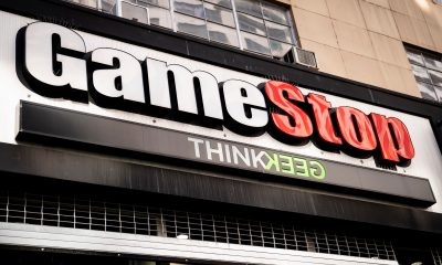 GameStop CFO Jim Bell resigns a month after trading frenzy that sent the company's valuation soaring