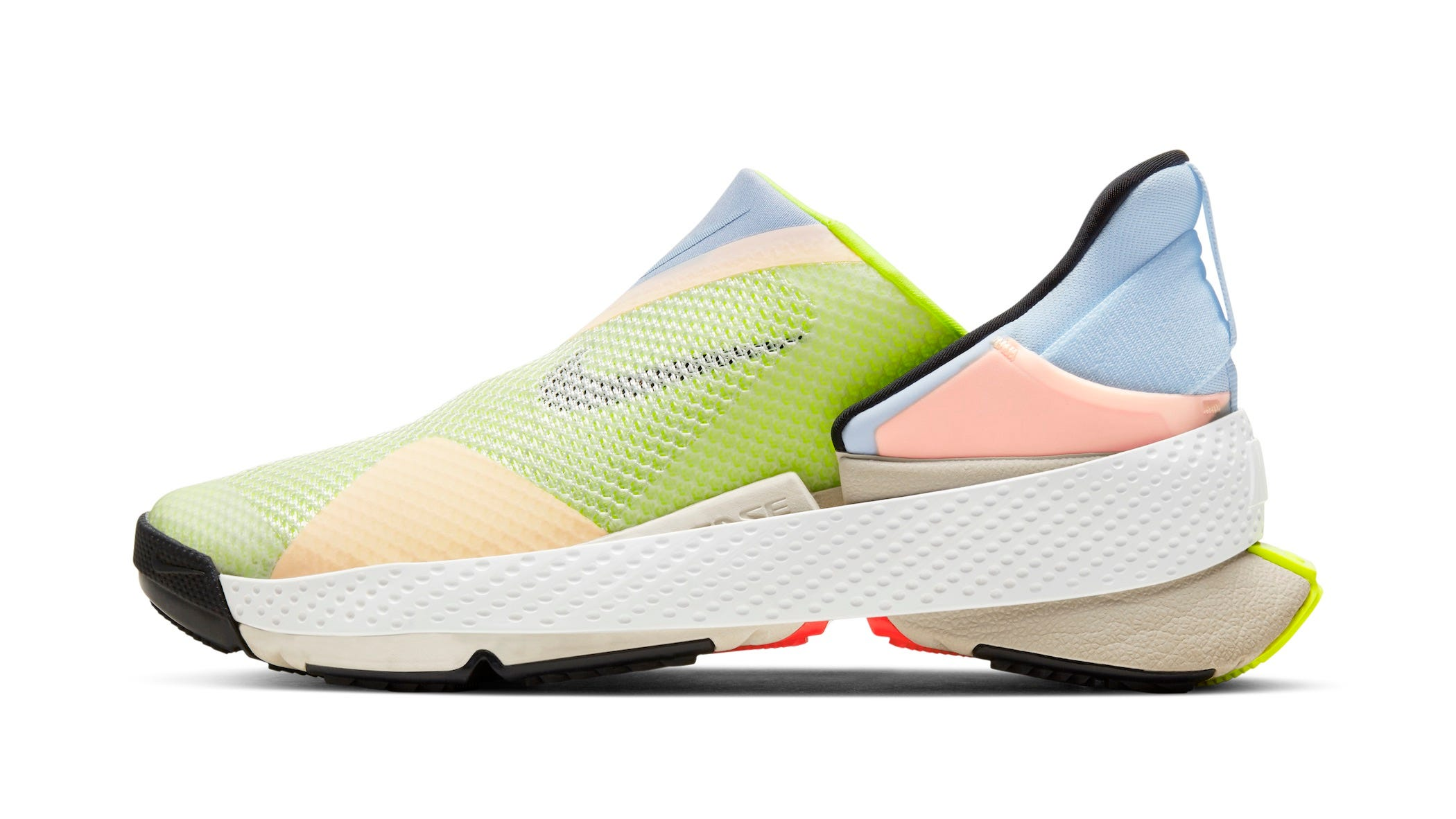 Nike's new GO FlyEase sneakers let you slip on your shoes 'hands free'