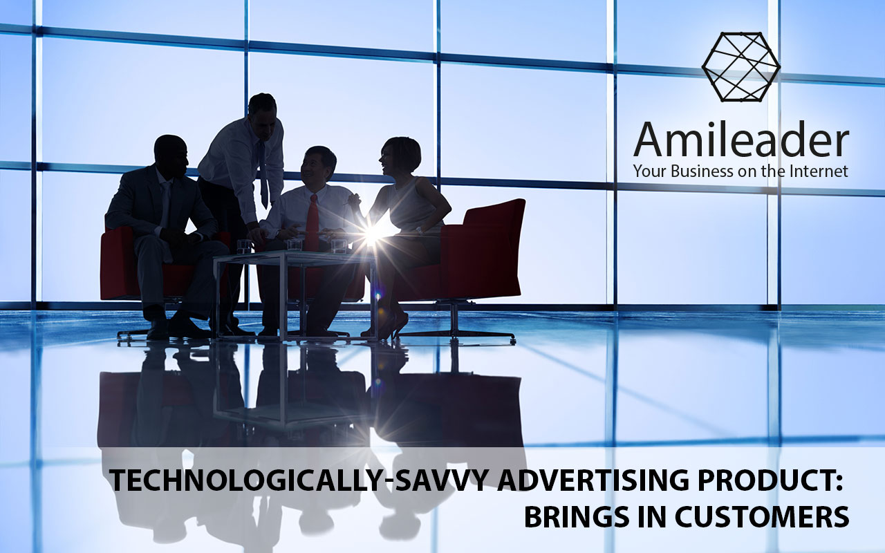 Amileader is the new look at your business