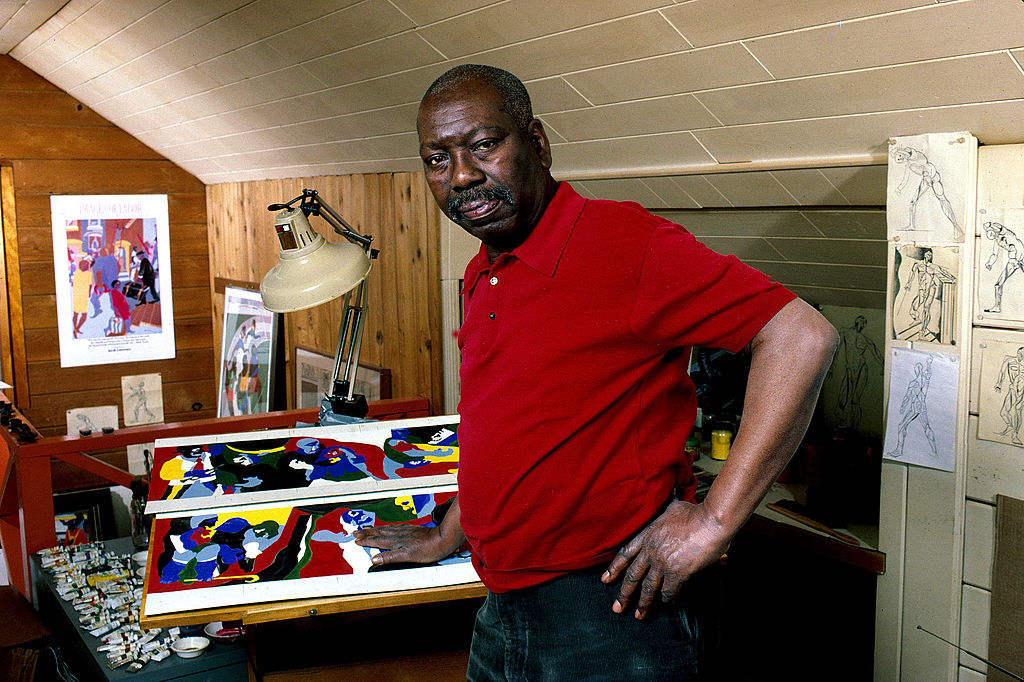 A Second Missing Jacob Lawrence Painting Turns Up on Manhattan's Upper West Side, This One Hanging in a Nurse's Apartment | Artnet News