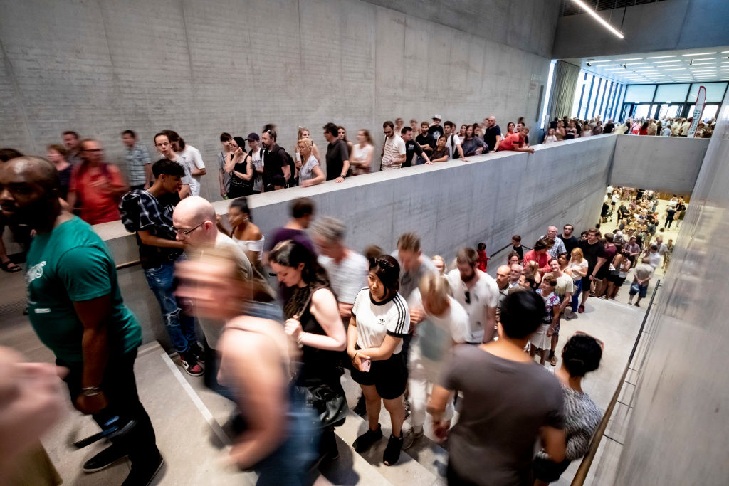 Art Industry News: So Many Germans Are Desperate to See Art That It's Crashing Their Reopened Museums' Websites + Other Stories