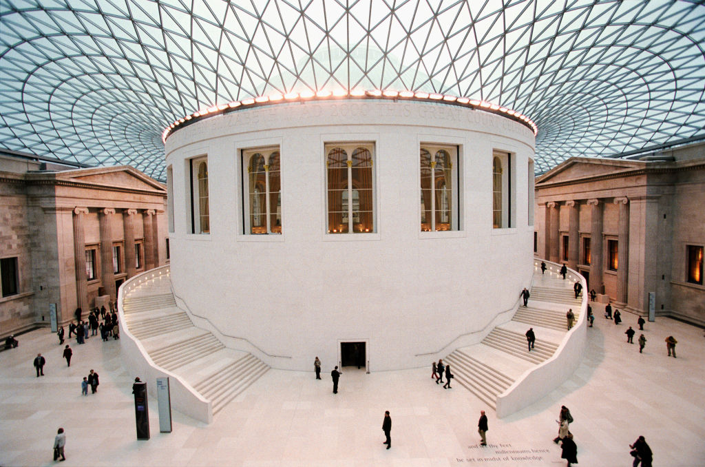 Art Industry News: The British Museum Wants to Hire a Curator to Fix Its Biggest Problems (Without Having to Pay Too Much) + Other Stories