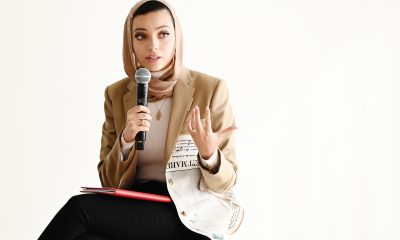 'Empathy Is a Superpower': Journalist Noor Tagouri on How to Connect With Artists, and Why Risk-Taking Is Essential for Leaders