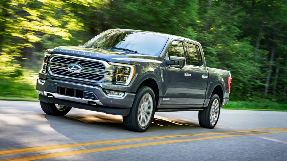 Ford F-150 to be built 'without certain parts' as company is hit hard by chip shortage