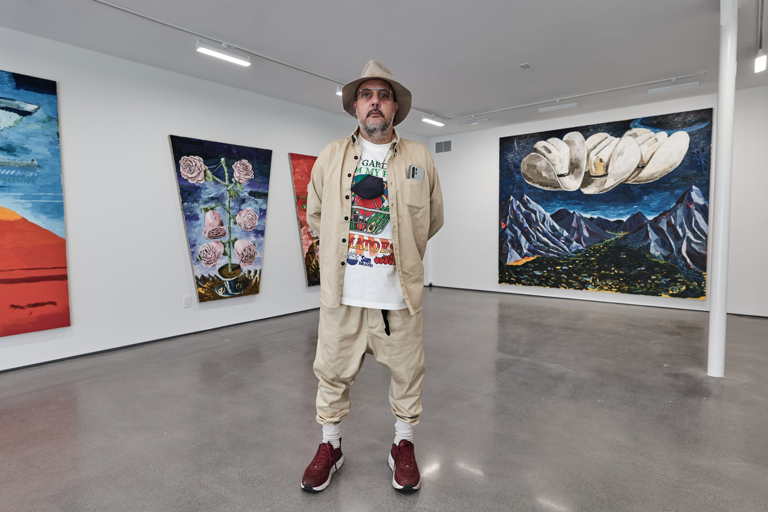 'I'm Open to Everybody': The Polarizing Collector Stefan Simchowitz Is Opening His Own Gallery in a Bid to Take Down Art-Market Elitism