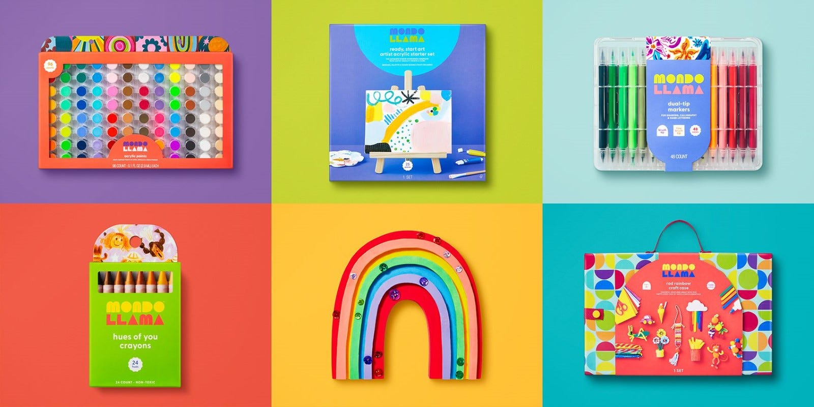 Target launches Mondo Llama arts and crafts brand as crafting grows amid COVID pandemic