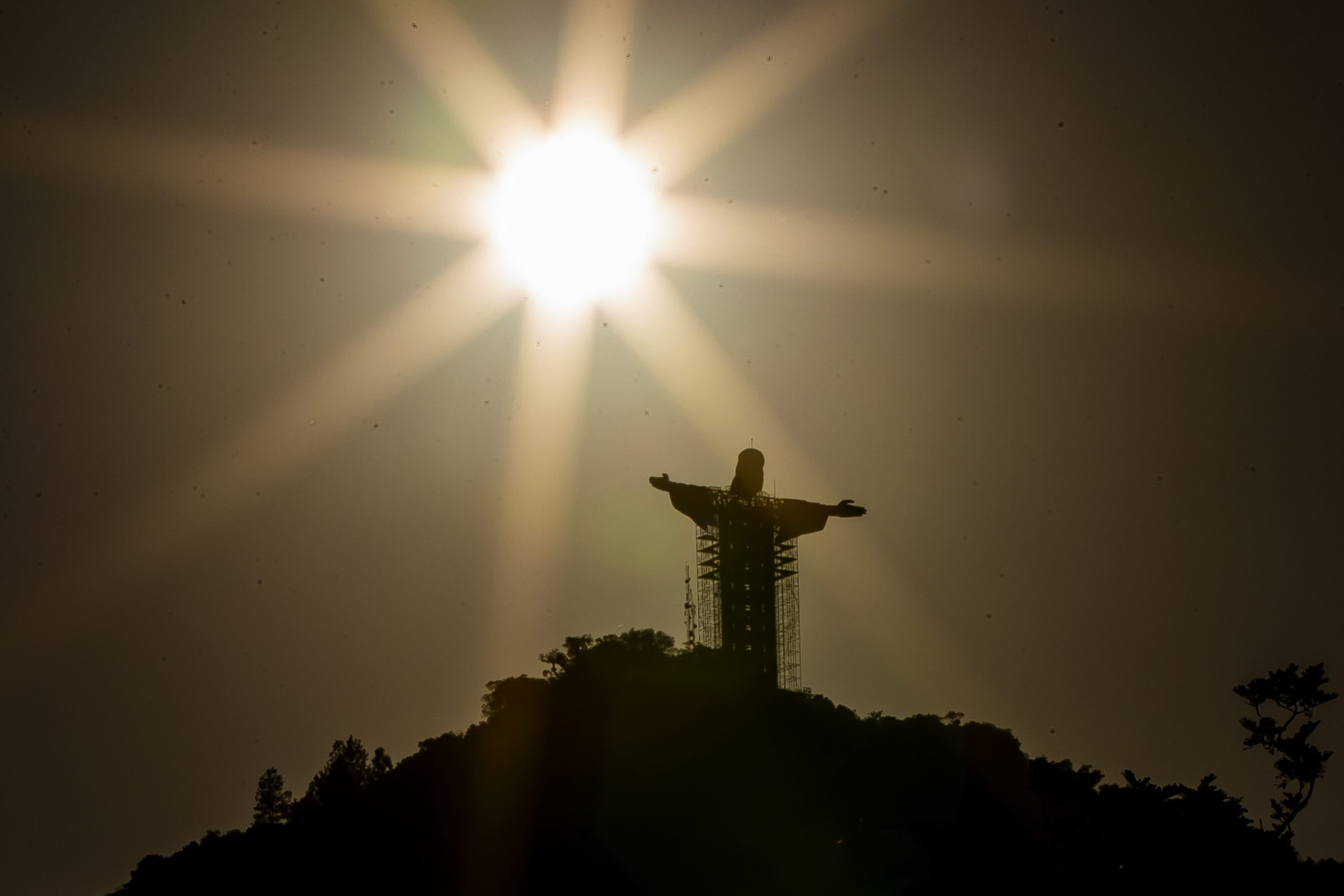 A City in Brazil Is Building a Statue of Jesus That's Even Taller Than Rio de Janeiro's Towering 'Christ the Redeemer'—See Images Here