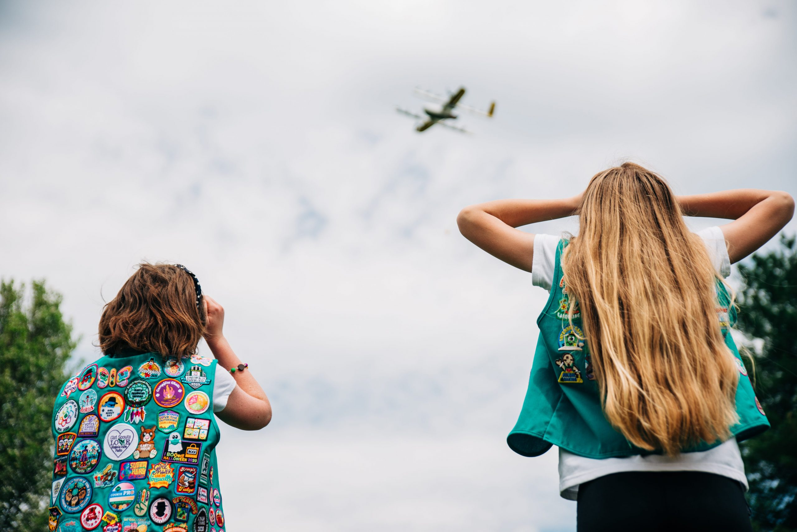 Girl Scout cookies delivered by drone? A Virginia troop teamed up with Google Wing amid COVID-19
