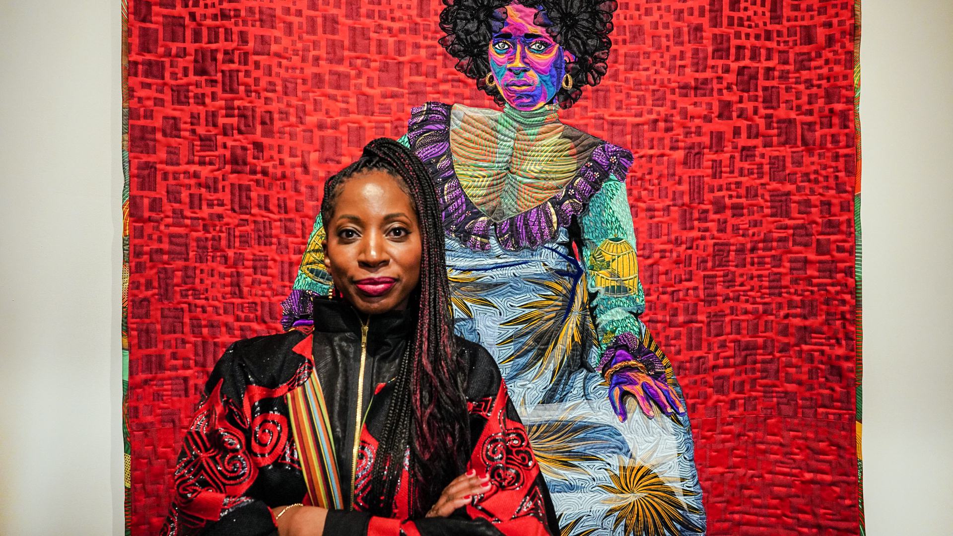 How Bisa Butler Went From Being a High School Art Teacher to an In-Demand Quilter With a Show at the Art Institute of Chicago | Artnet News
