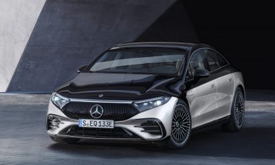 Mercedes-Benz reveals its first electric car: meet the Mercedes-Benz EQS