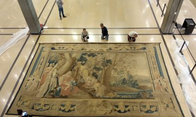 The Tel Aviv Museum of Art Will Restitute Two 17th-Century Tapestries of Moses Looted by the Nazis in the 1930s | Artnet News