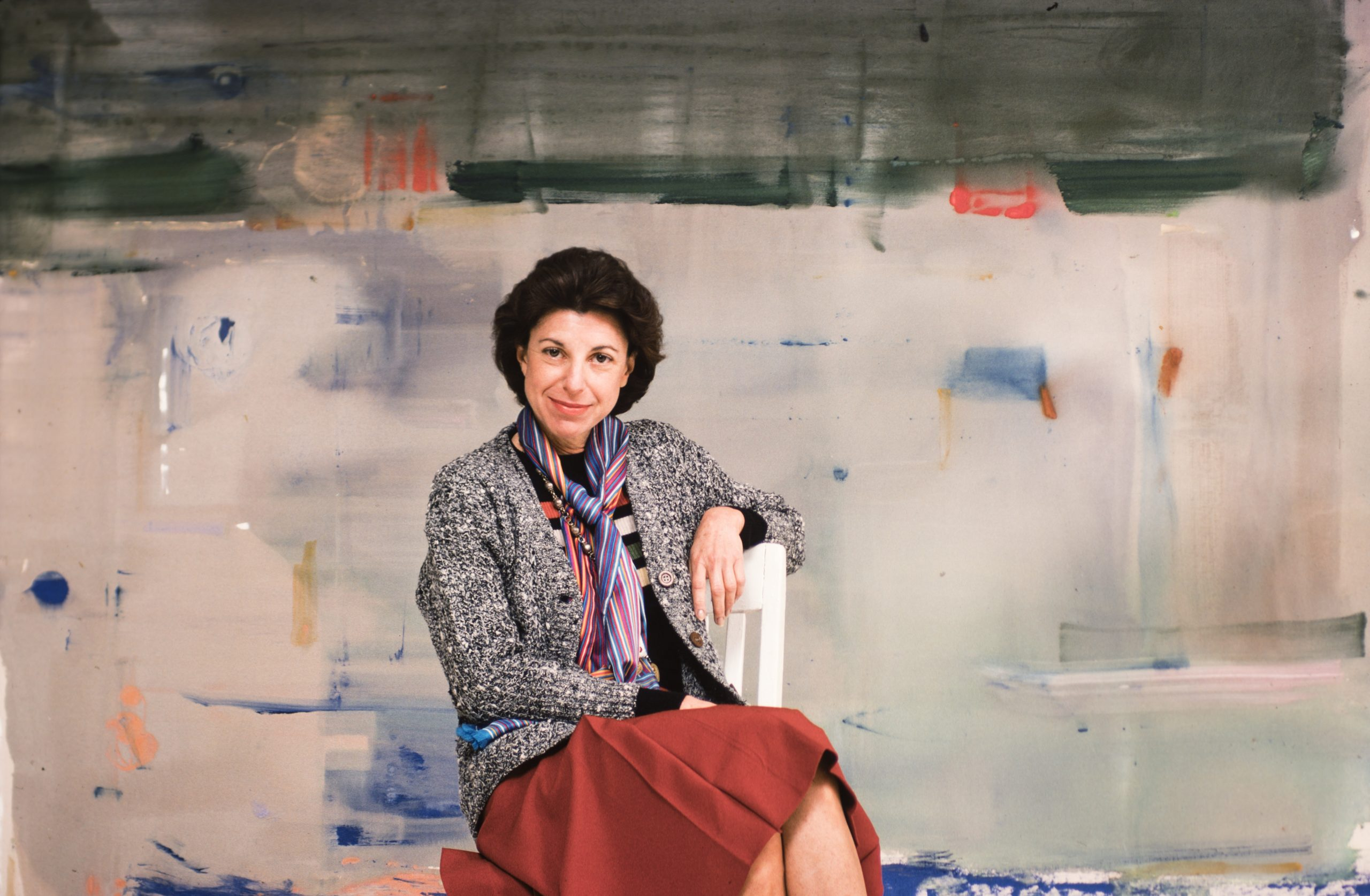 What Helen Frankenthaler Learned About Painting From Visiting the Old Masters at the Prado