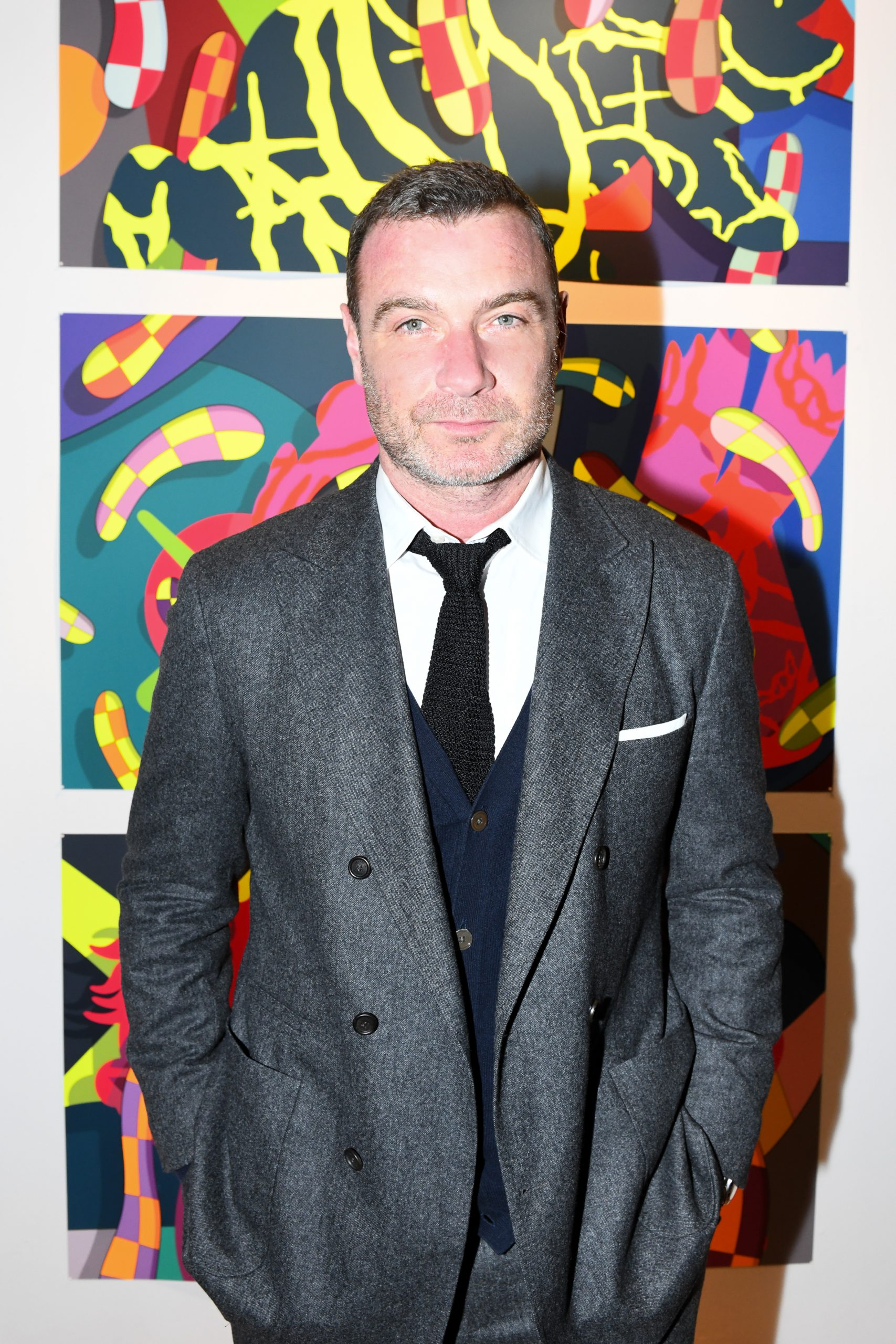 What I Buy and Why: Actor Liev Schreiber on Why He Collects Art From His Friends, and the Beloved Painting His Mother Made Him
