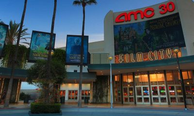AMC stock surges after movie theater chain raises $428 million in share sale