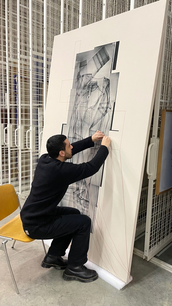 Artist Tarik Kiswanson on His Secret to Avoiding Creative Burnout, and the Inspiration for His Gallery Weekend Show in Berlin | Artnet News