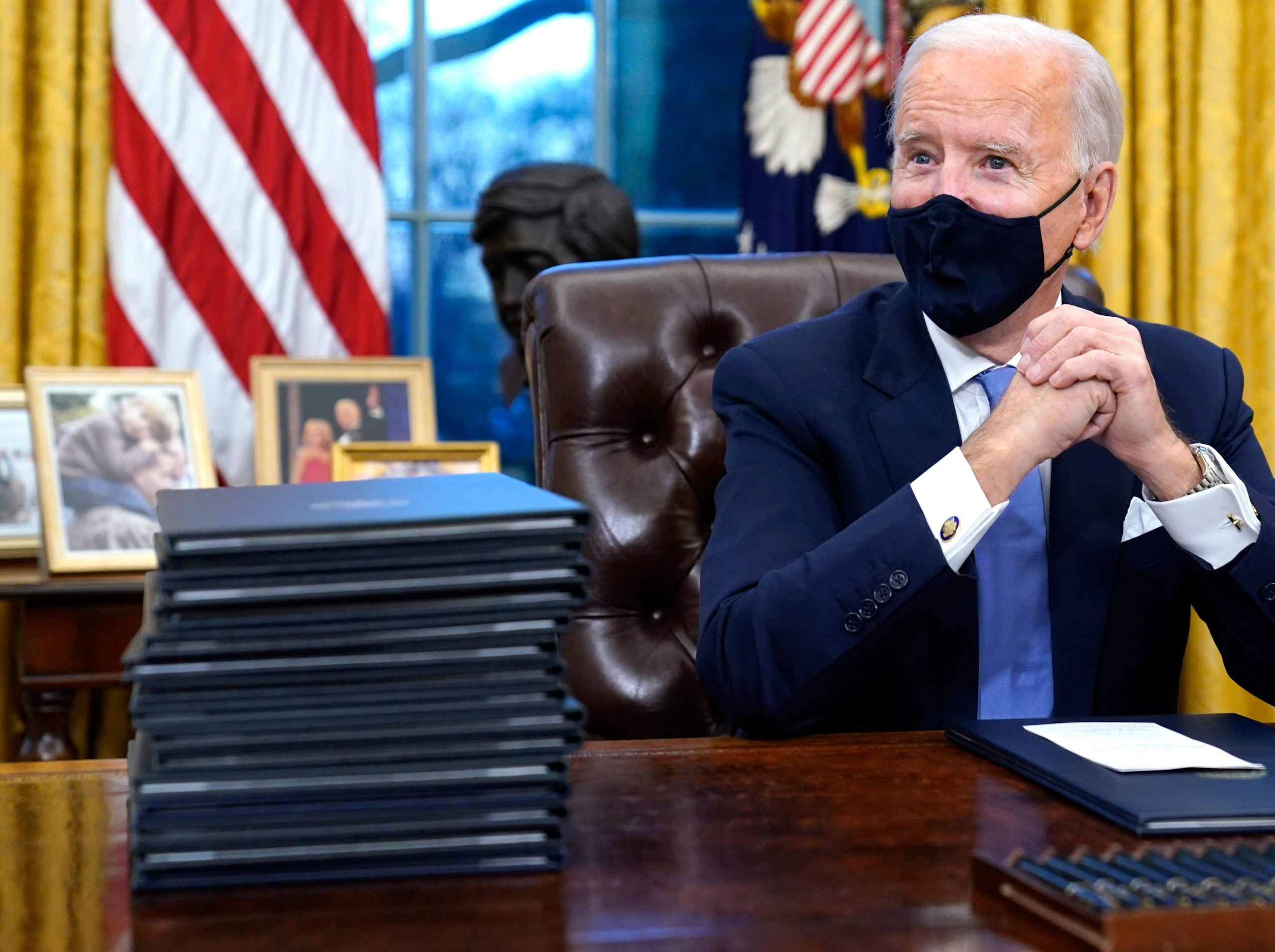 Capital gain tax rates could nearly double under a Biden proposal. How would that your investments?