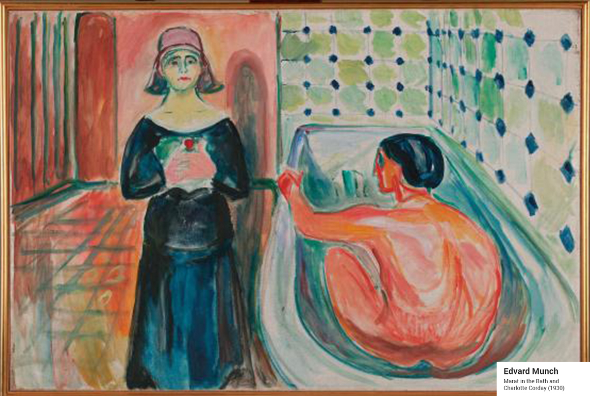 Ever Wanted to Bathe in Bonnard's Tub? See Famous Bathrooms From Art History as They May Have Really Looked