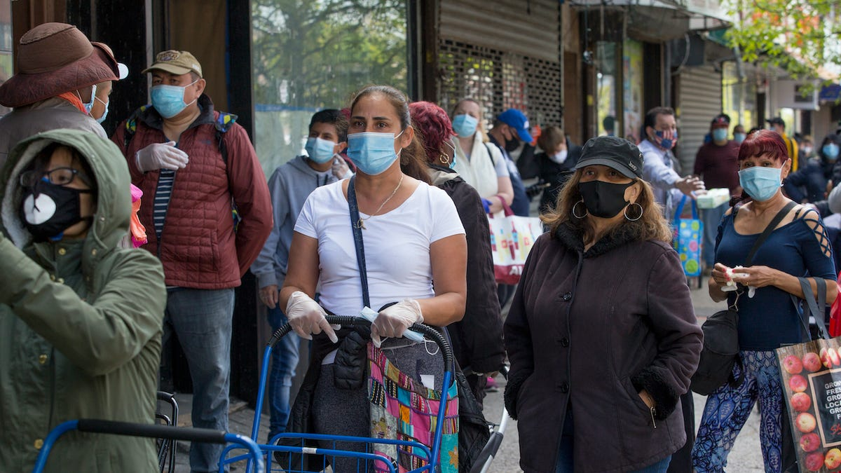 First-time jobless claims fall to new pandemic low of 444K as layoffs ease and 22 states cut off federal bonus
