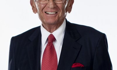 Eli Broad. Photo by Nancy Pastor.