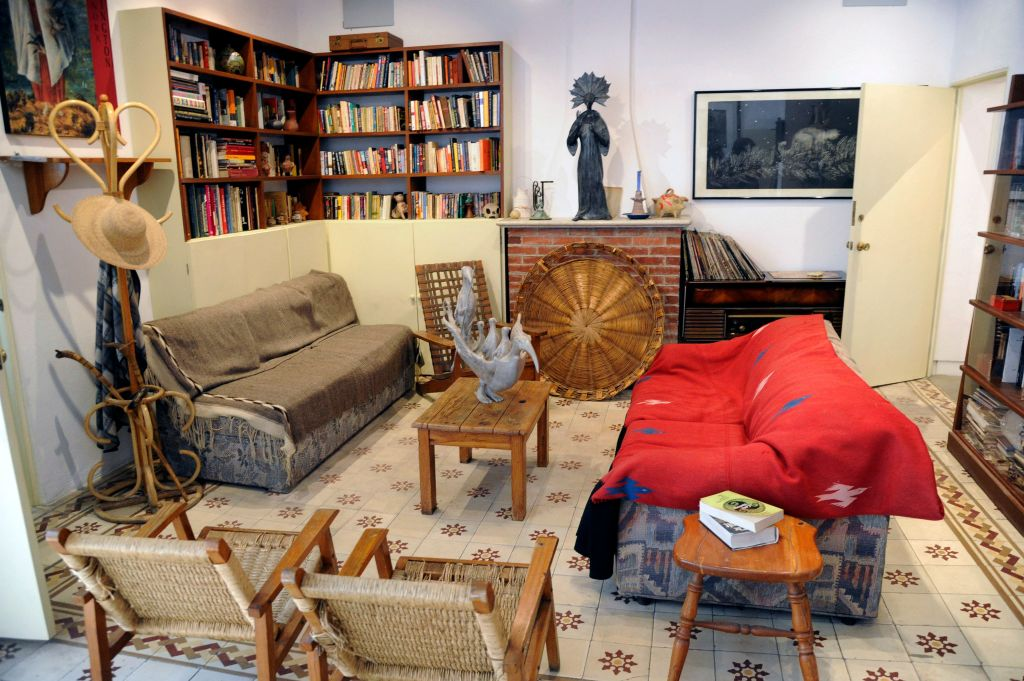 Leonora Carrington's Wondrous Mexico City Home Will Become a Museum Filled With Thousands of Her Personal Belongings