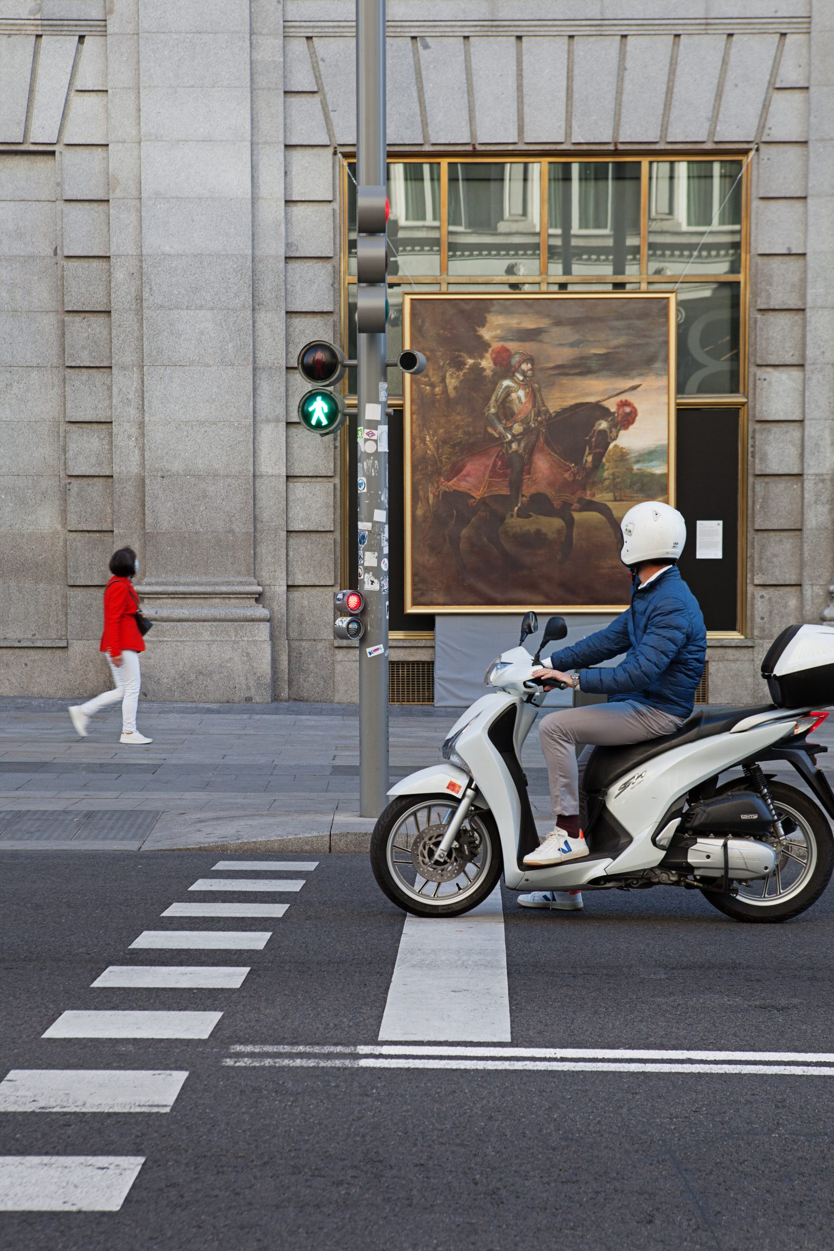 The Prado Is Installing Replica Works by Goya, El Greco, and Other Old Masters From Its Collection All Over Madrid—See Images Here
