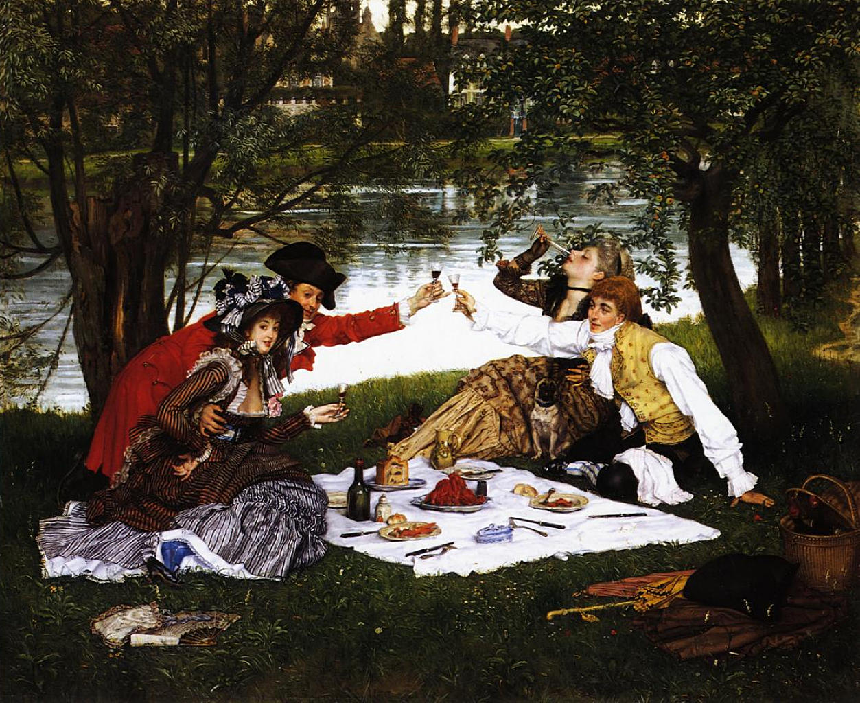 We Ranked the 10 Best Picnic Scenes in the History of Art to Inspire Your Memorial Day Festivities | Artnet News