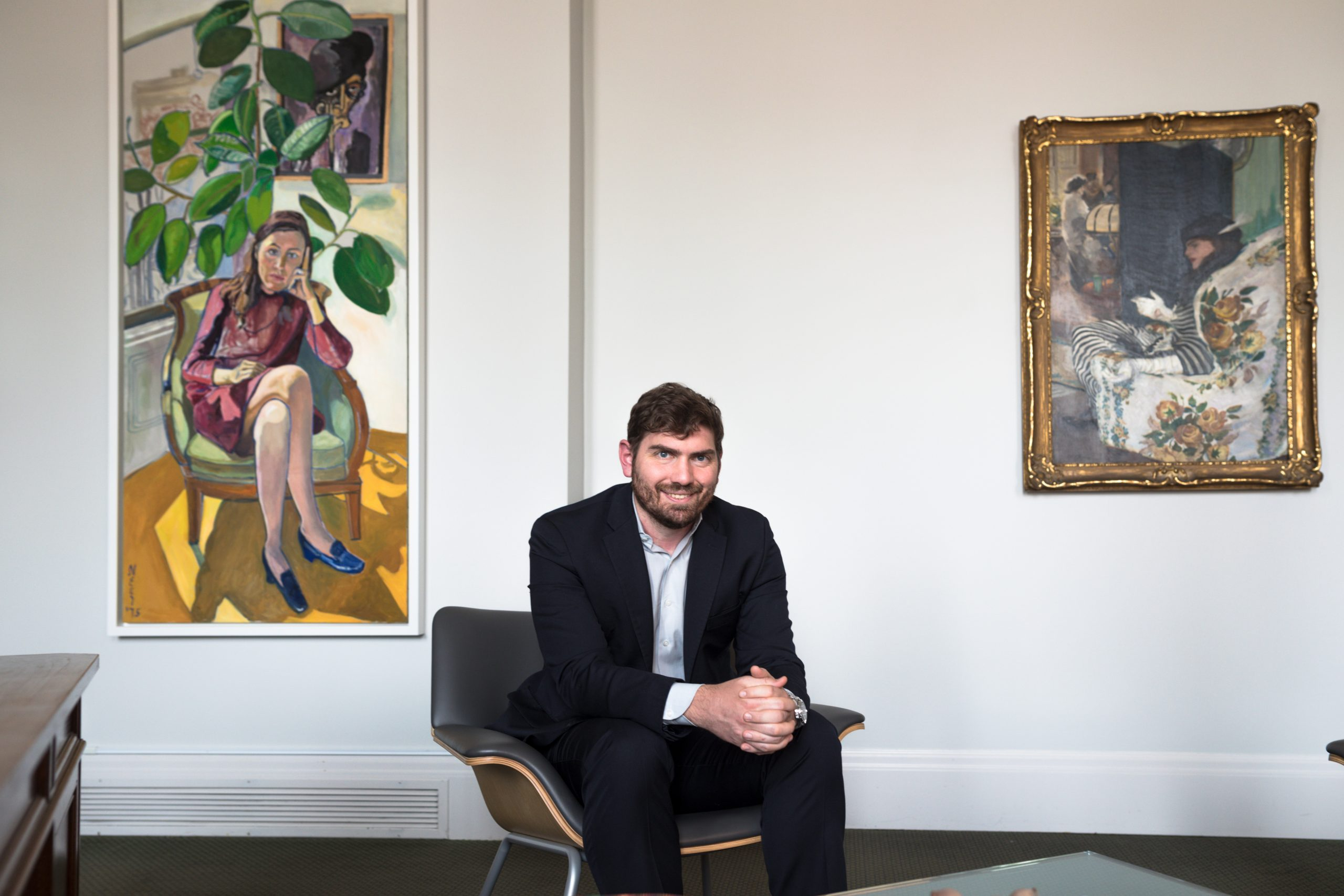 13 Museum Directors Show Us the Art That Hangs in Their Offices, From Richard Armstrong's Al Held to Zoé Whitley's Lynette Yiadom-Boakye