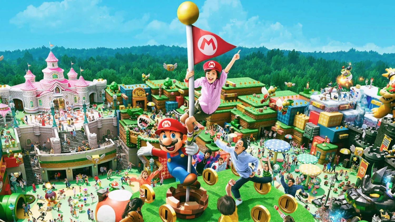 A Former Nintendo Factory Will Soon Become a Museum to the World-Famous Video Game Company