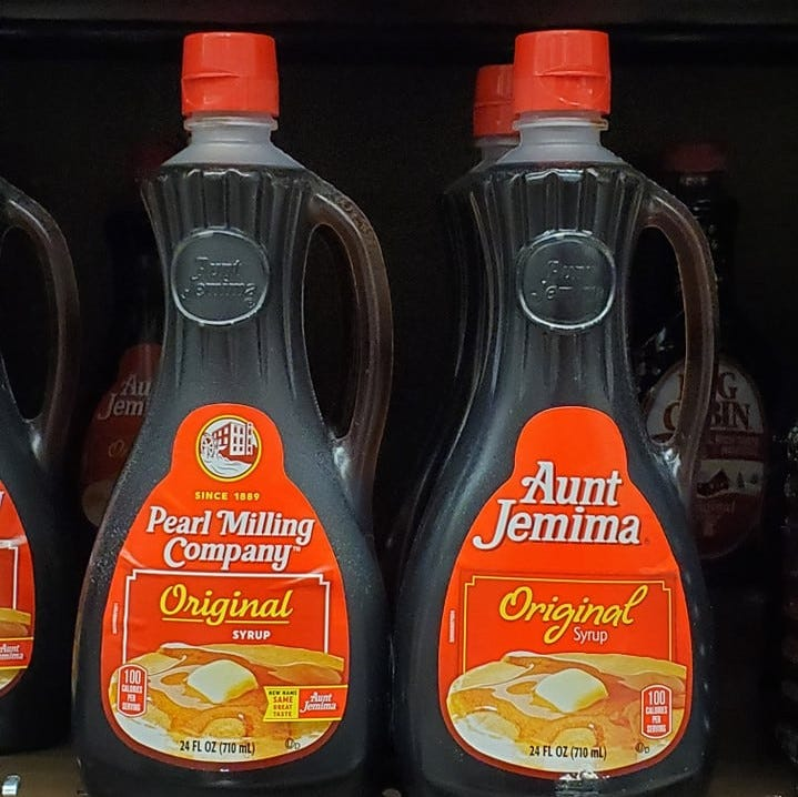 Aunt Jemima pancake mix, syrup replaced with new brand after criticism of packaging with racist stereotype