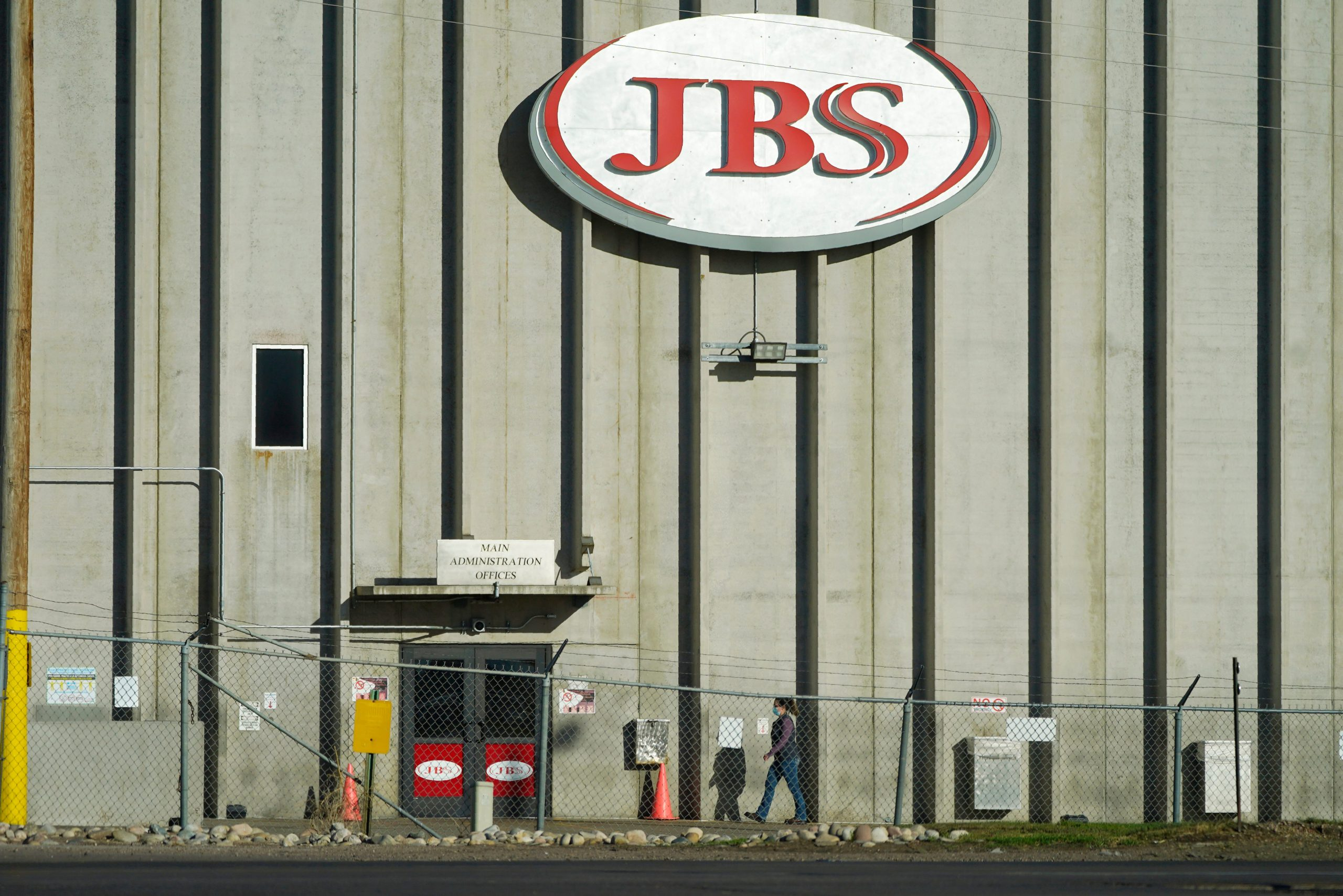 JBS USA reportedly shuts down five beef plants after cyberattack