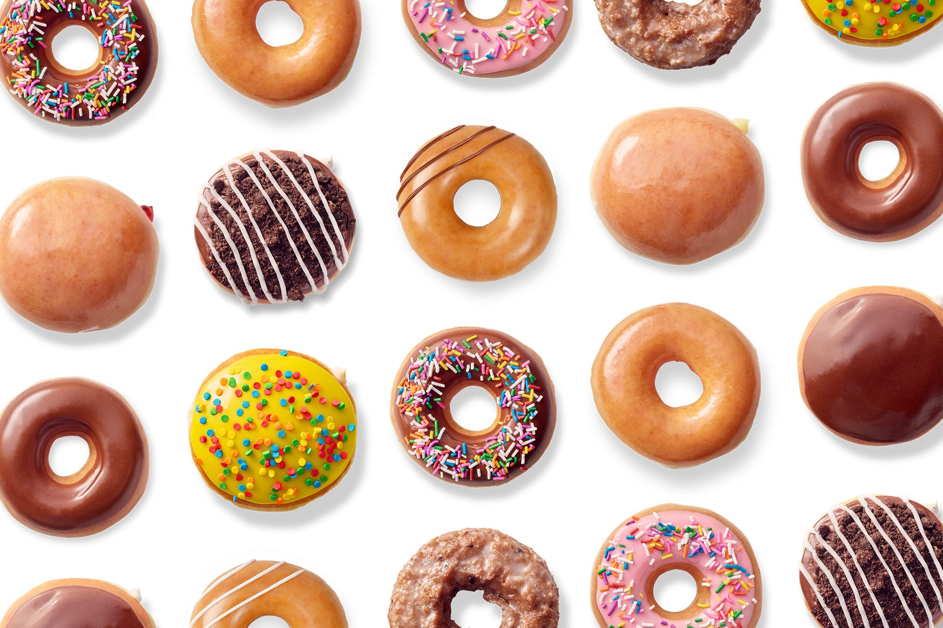 Krispy Kreme, Dunkin' to give away free donuts Friday for Donut Day, plus get extra with COVID vaccine card