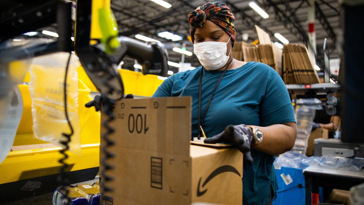 Teamsters to vote Thursday on prioritizing its Amazon union efforts