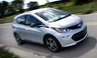 GM recalls Bolt EVs again because some batteries may pose fire risk