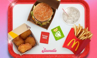 McDonald's next celebrity collaboration, the Saweetie Meal, launches Aug. 9 at restaurants nationwide