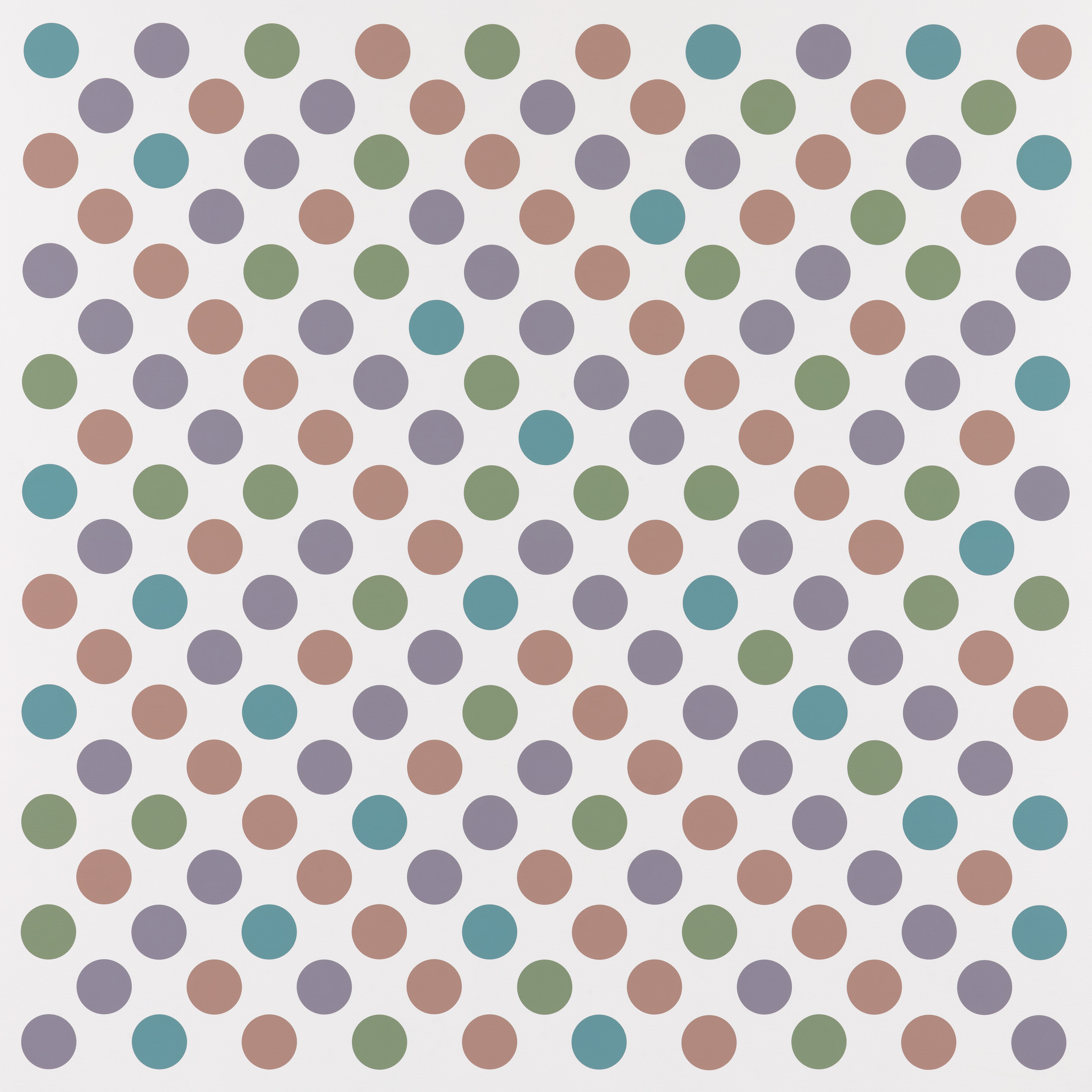 See How British Artist Bridget Riley's Paintings 'Caress and Soothe' the Eye in Her New Show at David Zwirner London