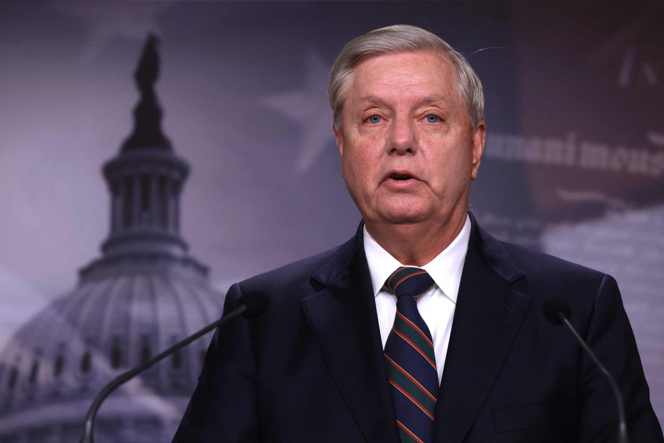 Sen. Lindsey Graham says he will 'go to war' for Chick-fil-A to be on Notre Dame's campus