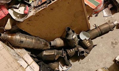 The Daily Money: Catalytic converter theft jumps; stock market volatility poses questions for retirees